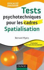 Vente EBooks : Tests psychotechniques pour les cadres  - Bernard Myers