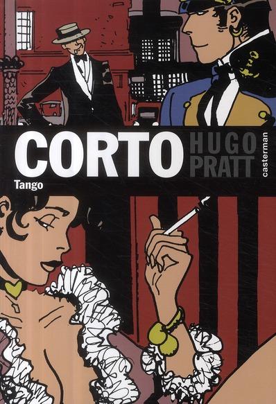 Corto t.27 ; tango