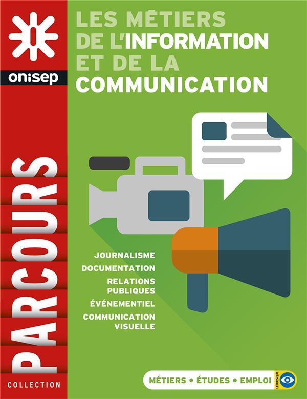 Les métiers de l'information et de la communication