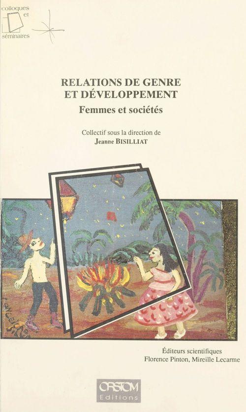 Relations de genre et développement : femmes et sociétés