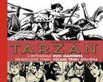 Vente Livre Numérique : Tarzan : intégrale Russ Manning newspaper strips : Tome 3, 1971-1974  - Edgar Rice Burroughs - Russ Manning