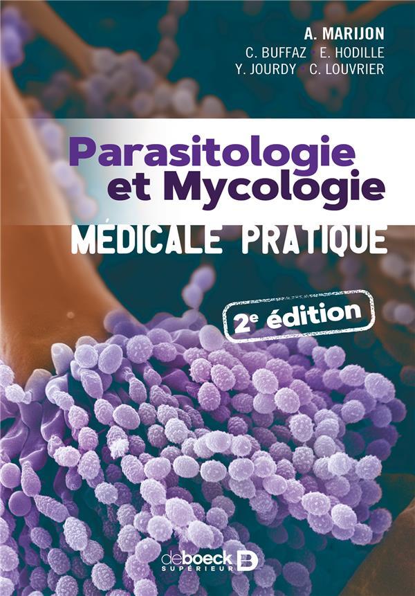 Parasitologie et mycologie médicale pratique (2e édition)