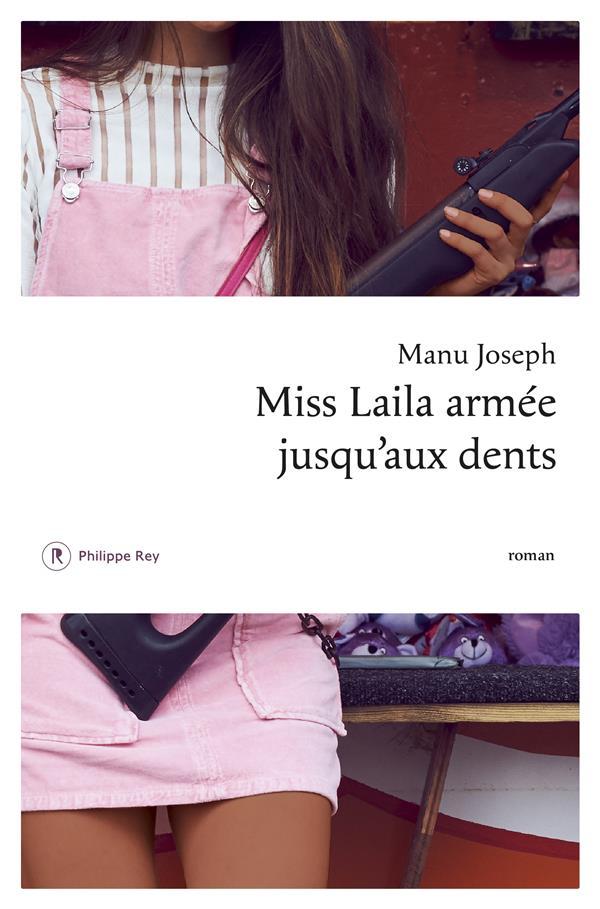 Miss Laila armée jusqu'aux dents