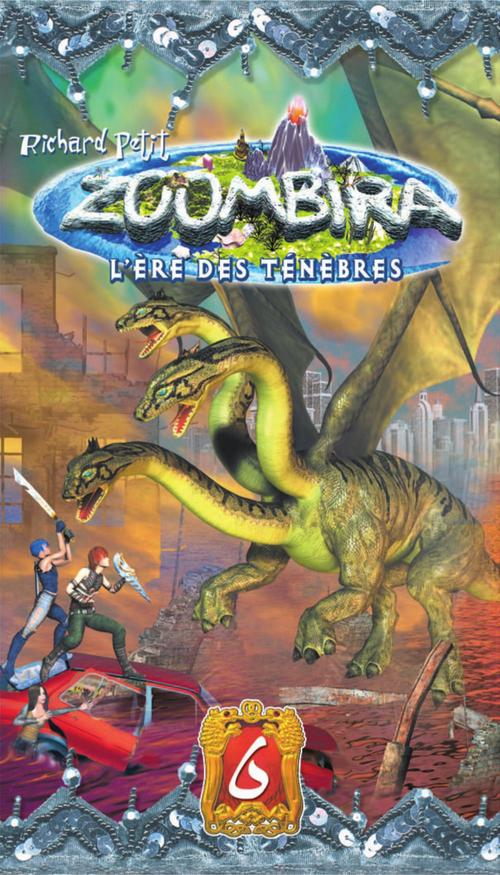 Zoombira t.6 ; l'ère des teénèbres