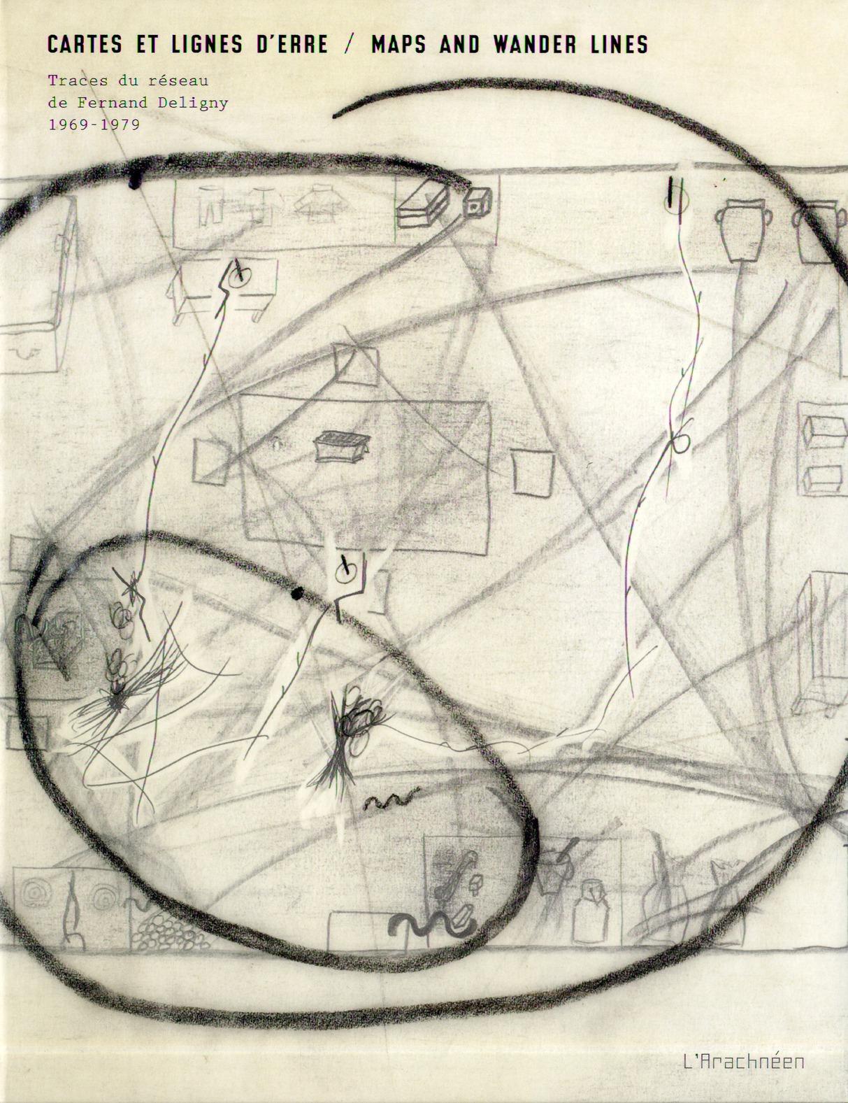 Cartes et lignes d'erre ; maps and wander lines