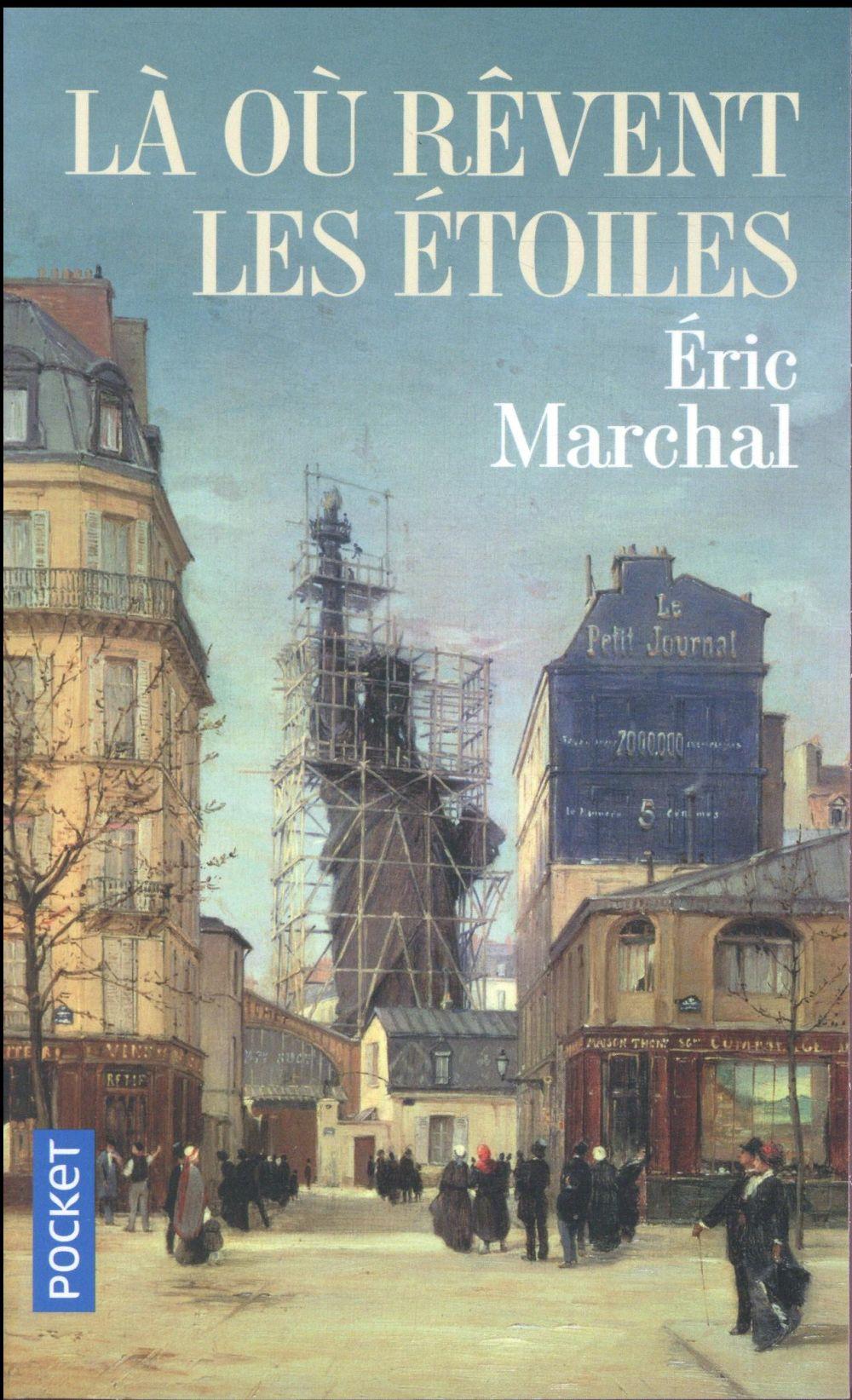 Marchal Éric - LA OU REVENT LES ETOILES