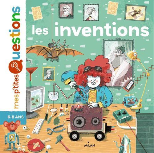 Vente Livre Numérique : Les inventions  - Pascale Hédelin
