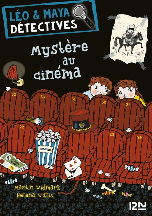 Léo & Maya, détectives T.1 ; mystère au cinéma