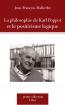 Philosophie de Karl Popper et le positivisme logique (La)