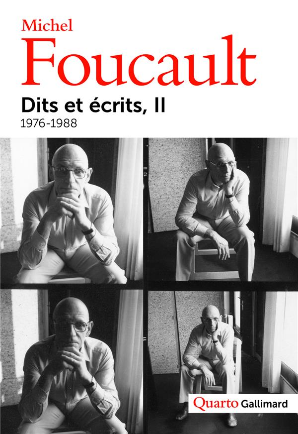 Dits et écrits t.2 ; 1976-1988