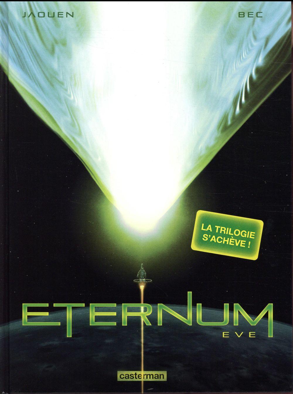 Eternum T.3 ; Eve
