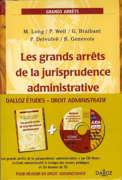 Droit administratif (édition 2007)