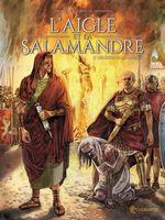 Vente EBooks : L'Aigle et la Salamandre T02  - Stéphane Piatzszek