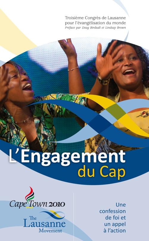 L'Engagement du Cap  - CNEF  - Collectif