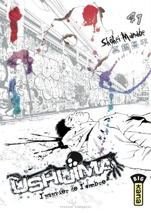 Ushijima, l'usurier de l'ombre T.41