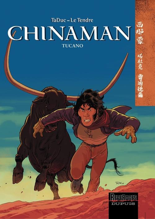 Chinaman t.9 ; Tucano