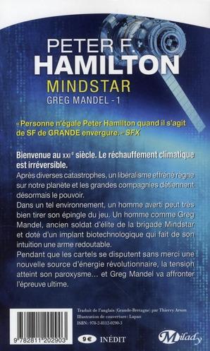 Greg Mandel T.1 ; Mindstar
