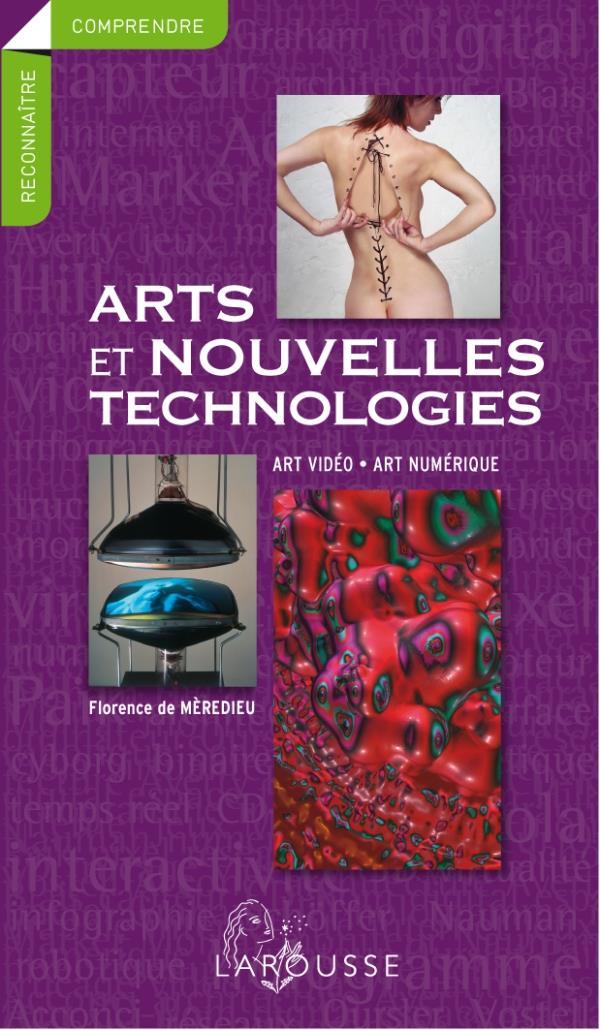 Art et nouvelles technologies ; art vidéo, art numérique