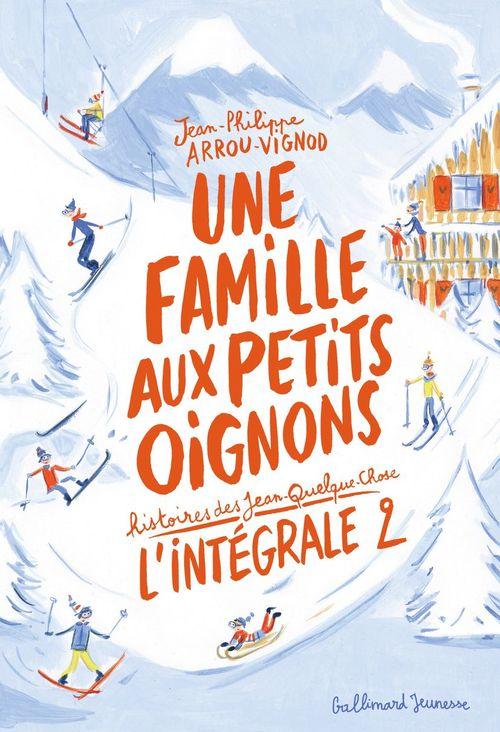 Histoires des Jean-Quelque-Chose ; INTEGRALE VOL.2 ; une famille aux petits oignons