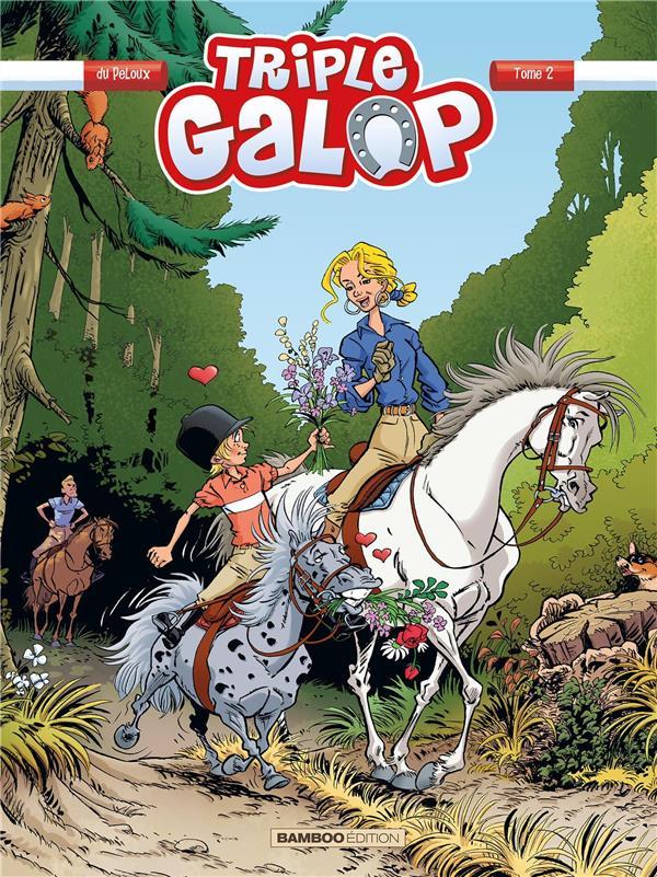 TRIPLE GALOP - TOME 02