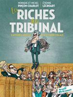 Vente Livre Numérique : Les Riches au tribunal  - Michel Pinçon Charlot - Monique Pincon-Charlot