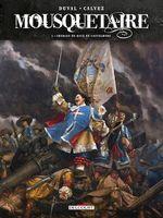 Vente Livre Numérique : Mousquetaire T04  - Fred Duval