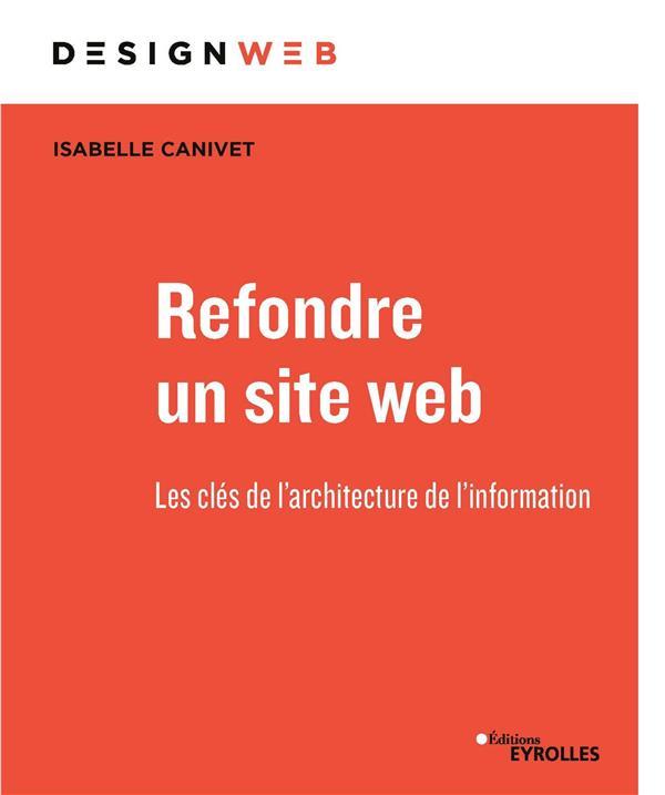 Refondre un site web ; les clés de l'architecture de l'information