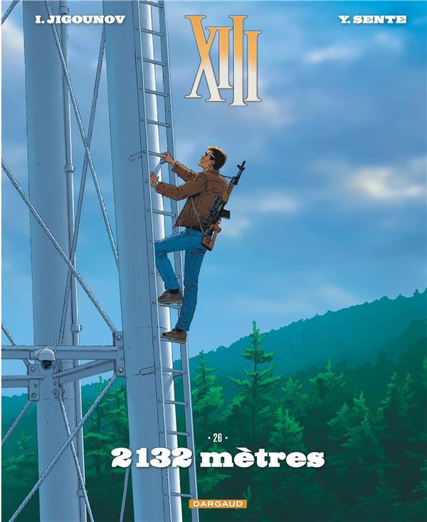 XIII T.26 ; 2 132 mètres