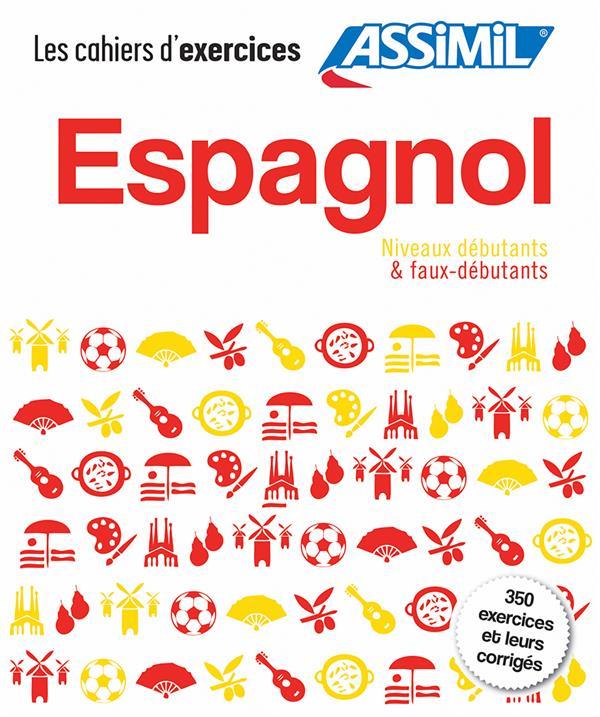 Guides de conversation ; espagnol ; cahiers d'exercices ; coffret