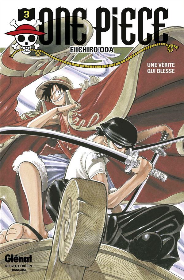 One Piece - édition originale t.3 ; une vérité qui blesse