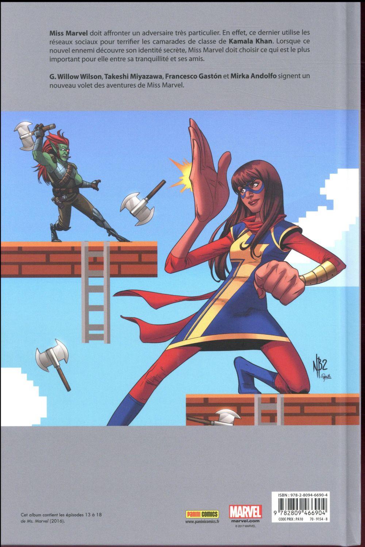 Ms. Marvel t.6