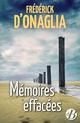 Mémoires effacées  - Frédérick d'Onaglia