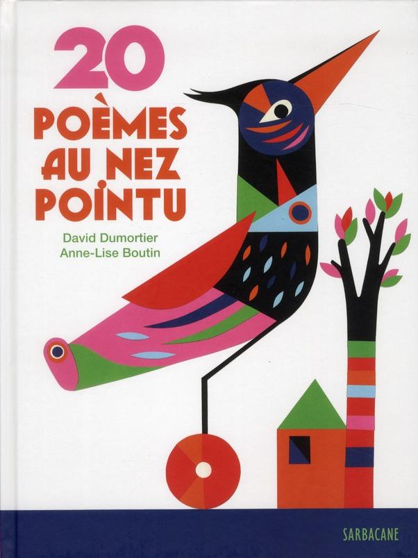 20 poèmes au nez pointu
