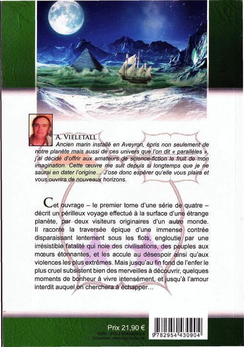 Etal-Kontei ; odyssée des temps diluviens t.1