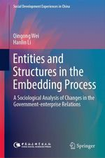 Entities and Structures in the Embedding Process  - Hanlin Li - Qingong Wei