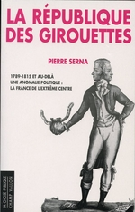 Vente Livre Numérique : La République des girouettes  - Pierre Serna