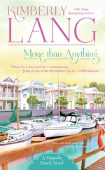 Vente EBooks : More Than Anything  - Kimberly Lang