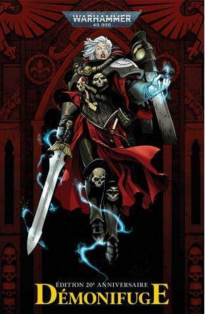 Warhammer 40.000 ; démonifuge