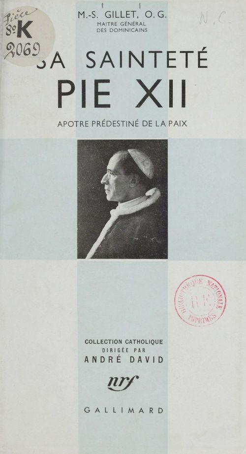 Sa Sainteté Pie XII