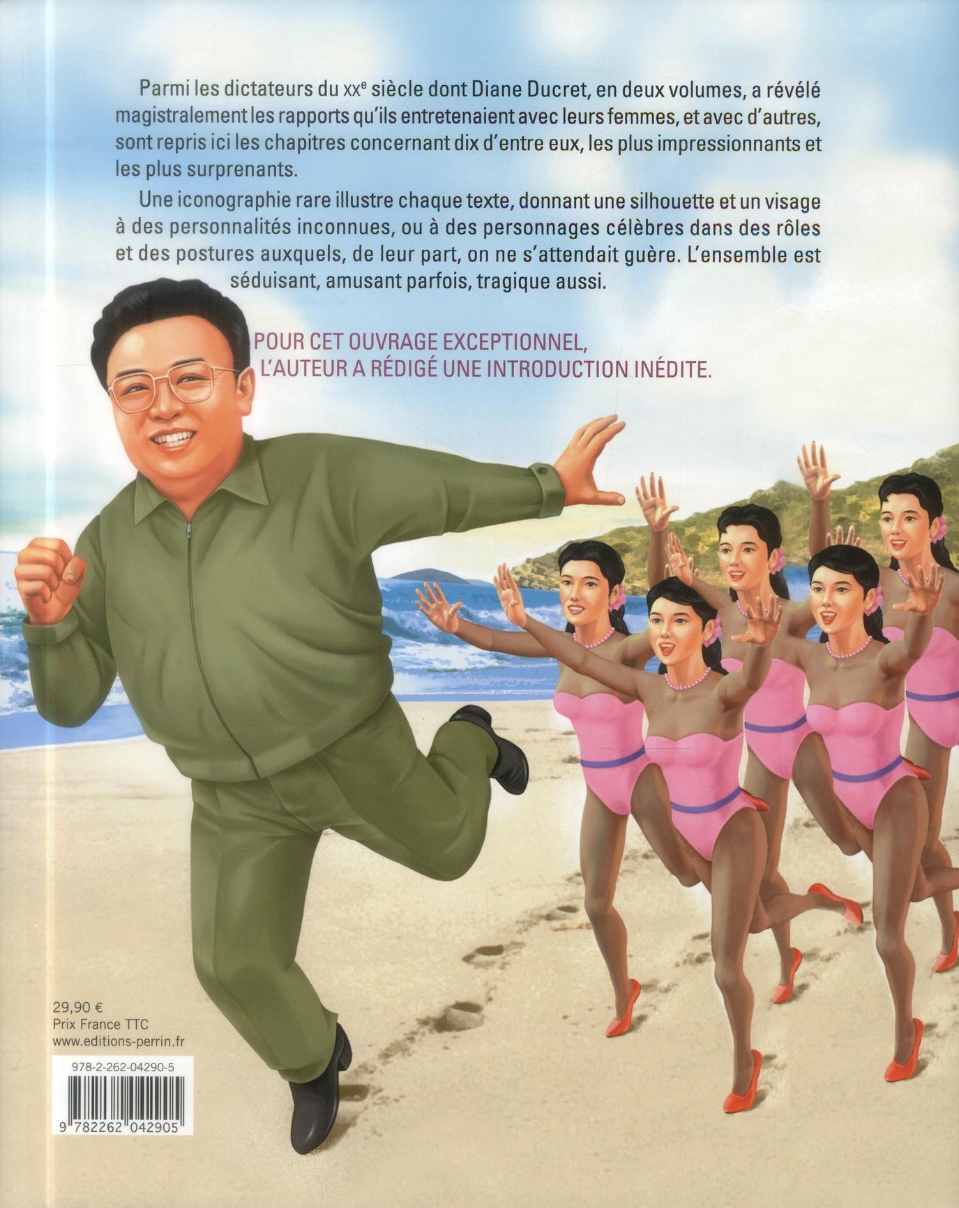 Femmes de dictateur ; l'album
