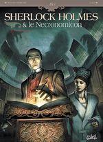 Vente Livre Numérique : Sherlock Holmes & le Nécronomicon T01  - Sylvain Cordurié