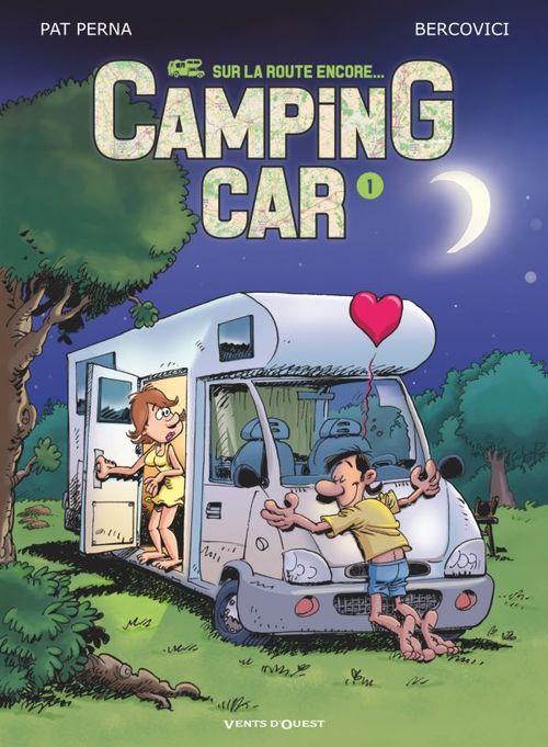 camping car t.1 ; sur la route encore...