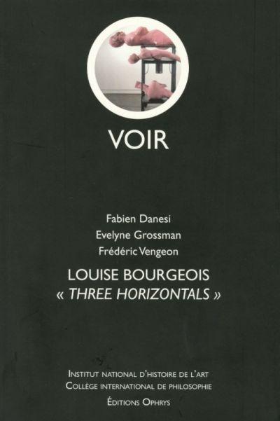 voir ; Louise Bourgeois