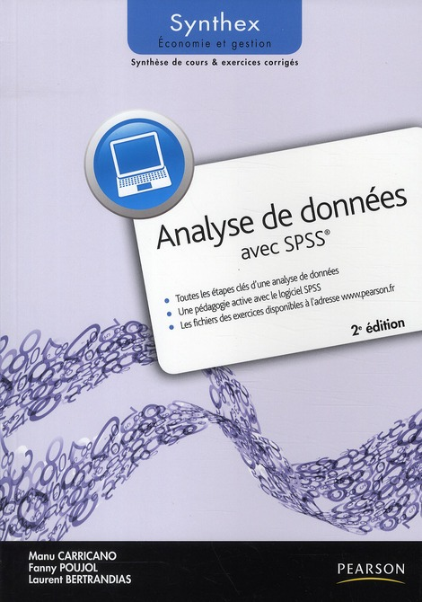 Analyse De Donnees Avec Spss (2e Edition)