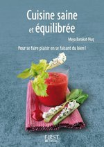 Vente EBooks : Le Petit Livre de - Cuisine saine et équilibrée  - Maya BARAKAT-NUQ
