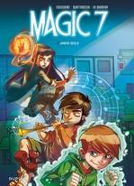 Vente Livre Numérique : Magic 7 T.1 ; jamais seuls  - Kid Toussaint - Giuseppe Quattrocchi