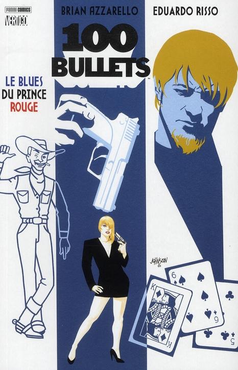 100 bullets T.5 ; le blues du prince rouge