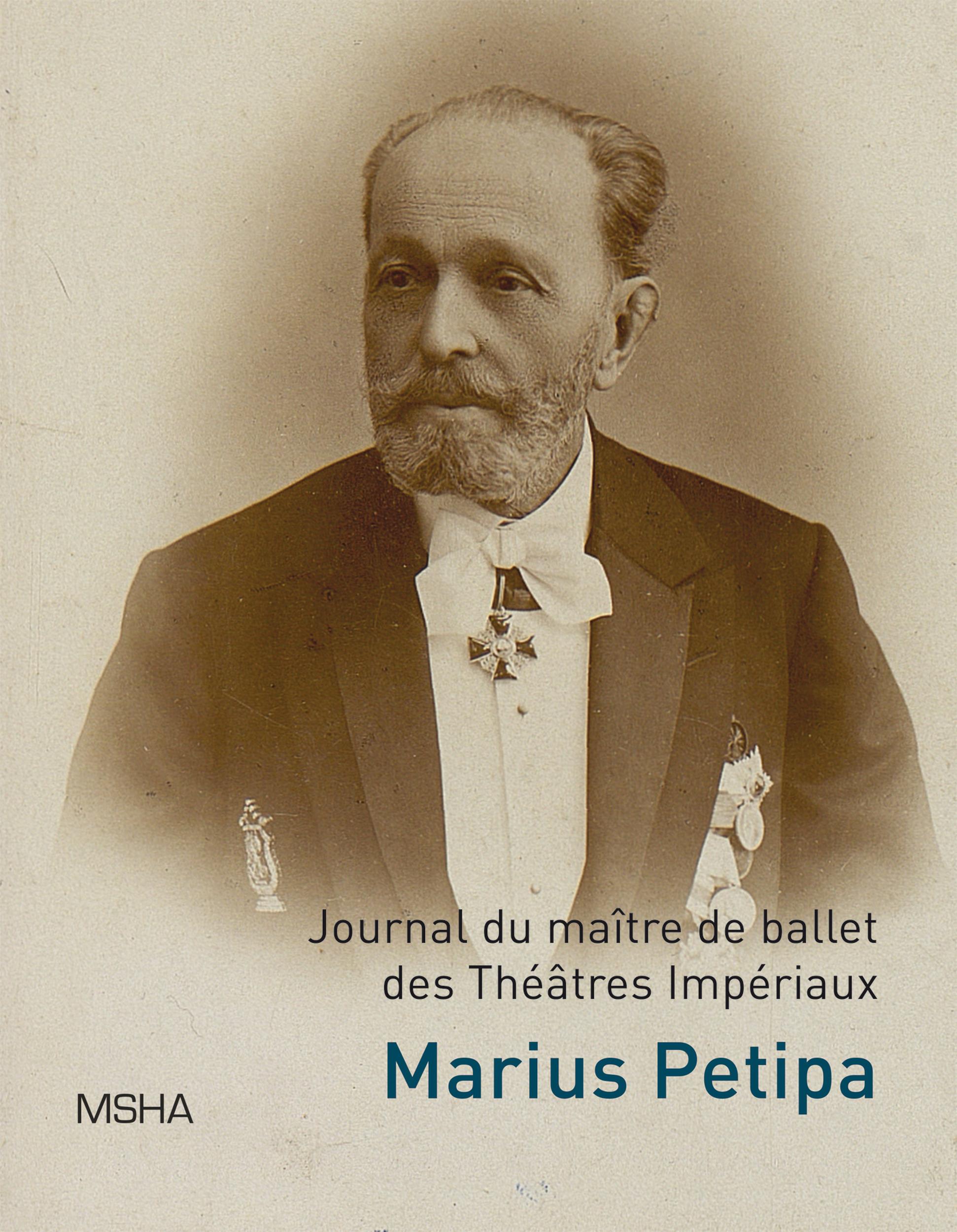 Journal du maitre de ballet des theatres imperiaux marius ivanovitch