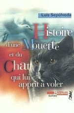 Couverture de Histoire d'une mouette et du chat qui lui apprit à voler