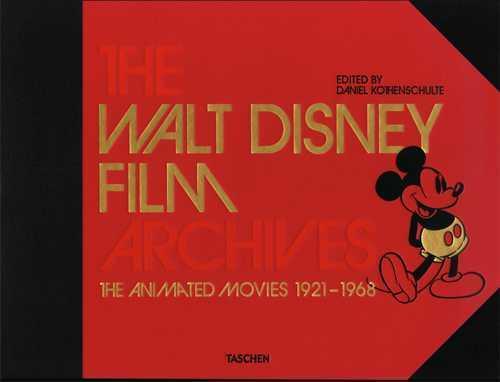 Les archives des films Walt Disney ; les films d'animation 1921–1968
